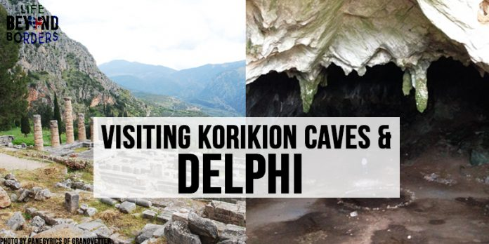 Korikion Cave - a good trek to Delphi. Delphi Image © Panegyrics of Granovetter
