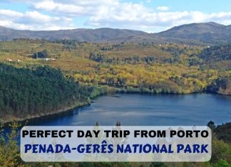 Peneda Gerês National Park - Header. A perfect day trip from Porto Portugal