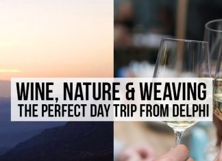 Wine Tasting and Nature in Central Greece