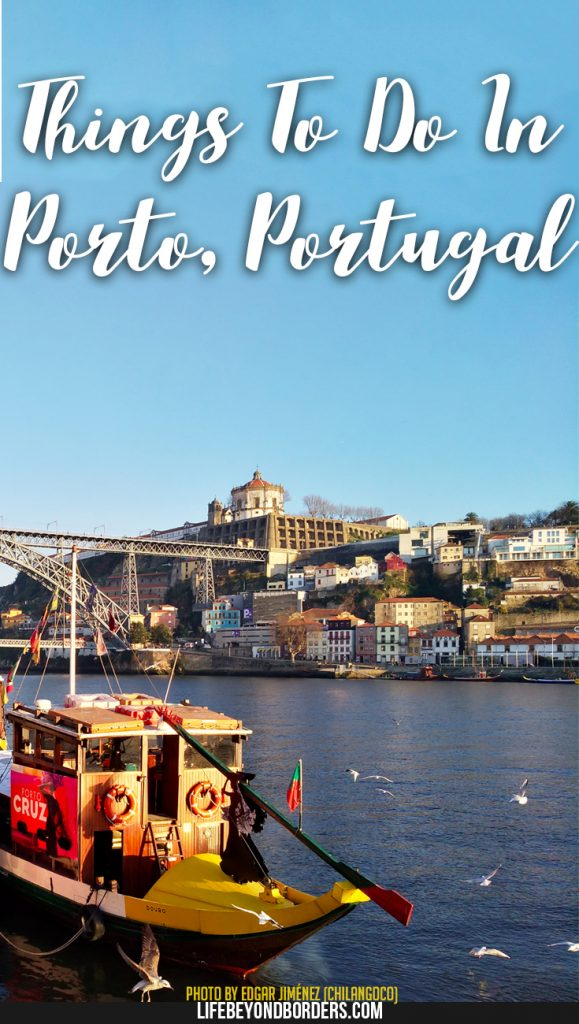 "Looking at the many things to do during a city break in the beautiful European city of Porto, Portugal. ""<a href=""https://www.flickr.com/photos/chilangoco/31568576344/"" target=""_blank"" rel=""noopener noreferrer"">Porto</a>"" (<a href=""https://creativecommons.org/licenses/by-sa/2.0/"" target=""_blank"" rel=""license noopener noreferrer"">CC BY-SA 2.0</a>) by <a href=""https://www.flickr.com/people/chilangoco/"" target=""_blank"" rel=""cc:attributionURL noopener noreferrer"">chilangoco</a>"