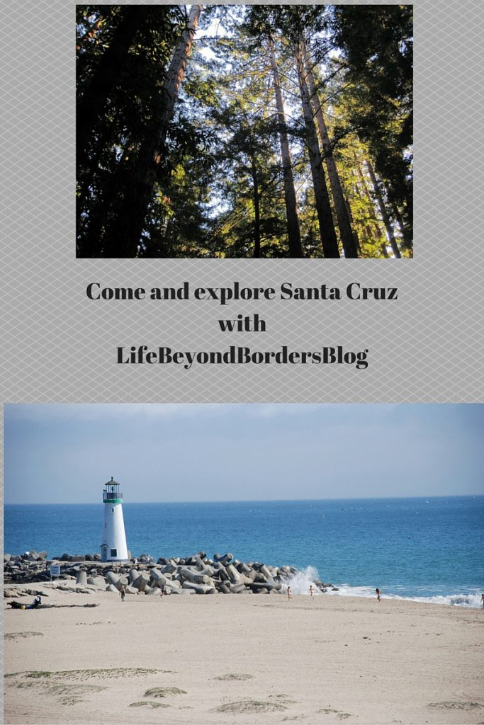 Come and explore Santa Cruz California. Photo credits Eric Chan and Marika - Flickr Creative Commons
