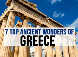 Top seven ancient wonders of Greece - LifebeyondBorders