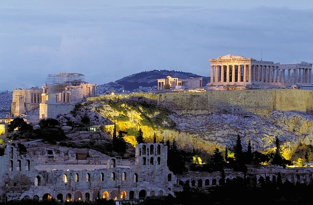 Parthenon of Athens photo - Life Beyond Borders