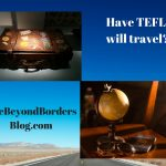 Fund your travels with TEFL?
