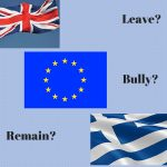 Greece, the UK, the EU Referendum