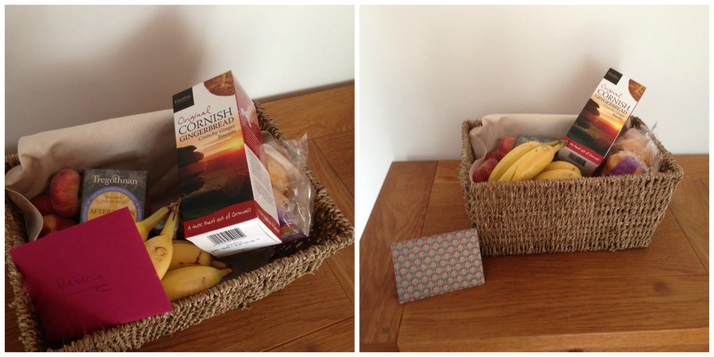 Welcome Pack from Falmouth Bay Holiday Apartments