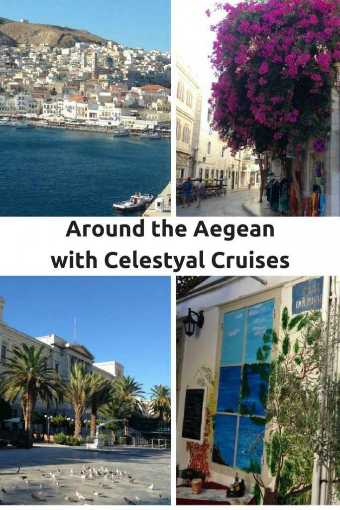 Celestyal Cruises – Around the Aegean