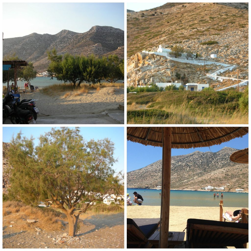 Kamaras Beach, Sifnos, Greece: Life Beyond Borders