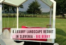 Come and see what it's like to stay in a luxury glampsite in Slovenia - LifeBeyondBorders