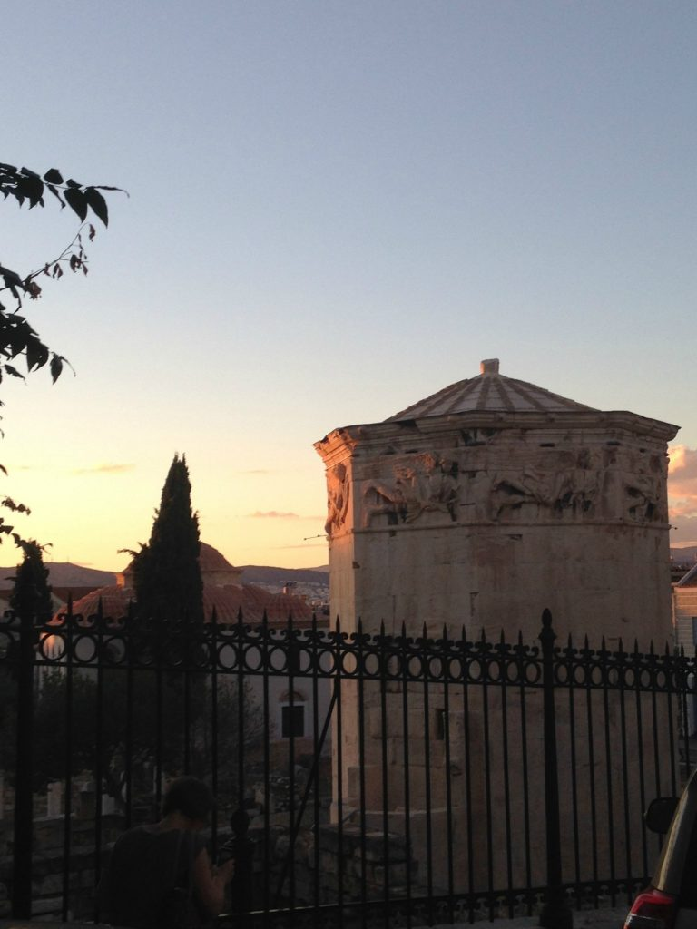 Bathhouse of the Winds - Athens - Greece