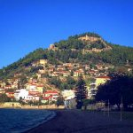 Nafpaktos- mainland Greece