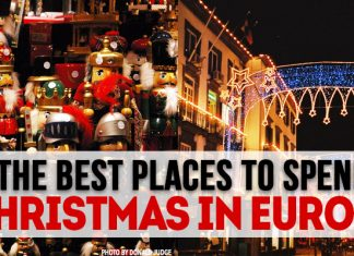 The Best Places to spend Christmas in Europe. Have you been? Where would you suggest?