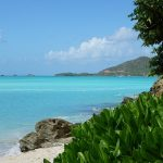 Secret Beaches in the Caribbean only reachable by Boat