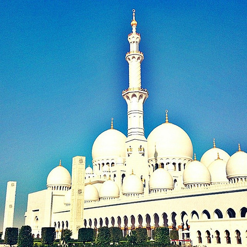 grand friday mosque photo