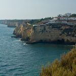 Holidaying in The Algarve, Portugal