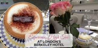 A High Tea fit for Royalty at the Berkeley Hotel - Knightsbridge - London - LifeBeyondBorders