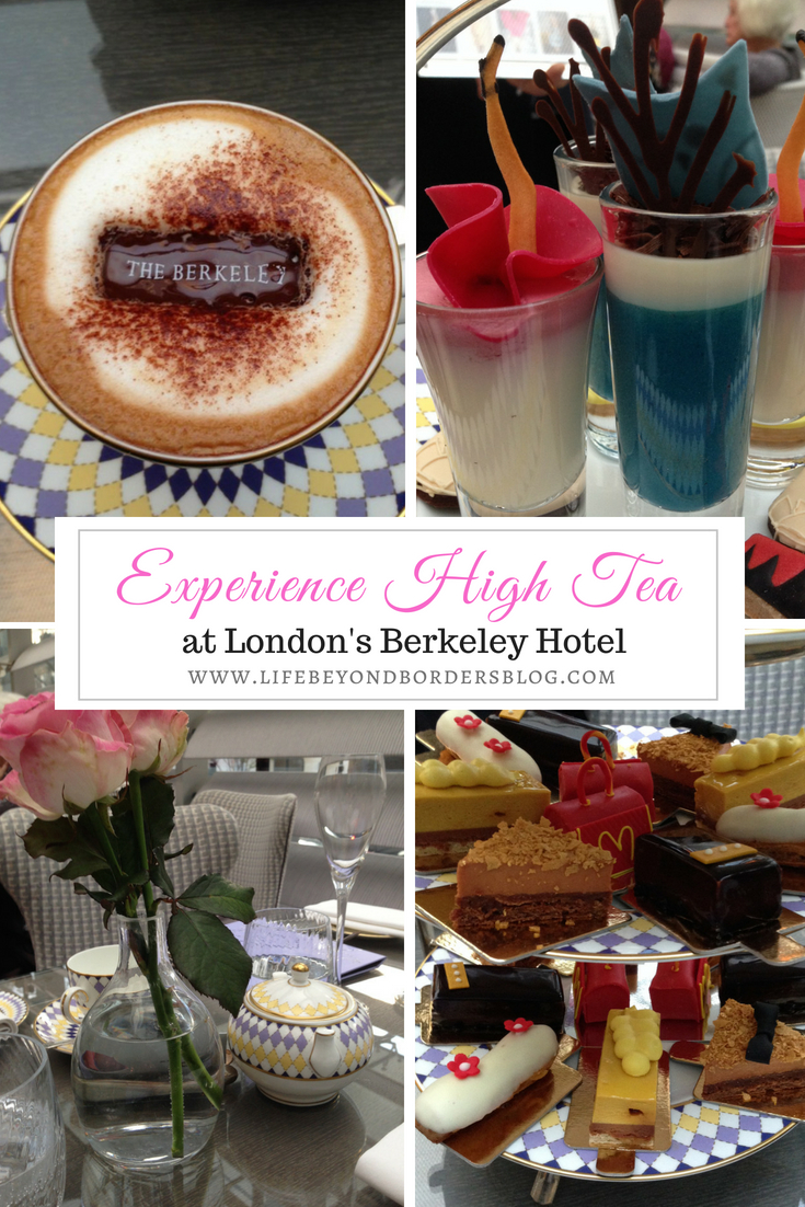 Come and experience High Tea at the Berkeley Hotel - Knightsbridge - London for the Royal Wedding - LifeBeyondBorders