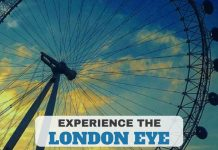 Come and experience the London Eye