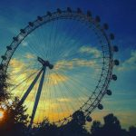 Experiencing the London Eye