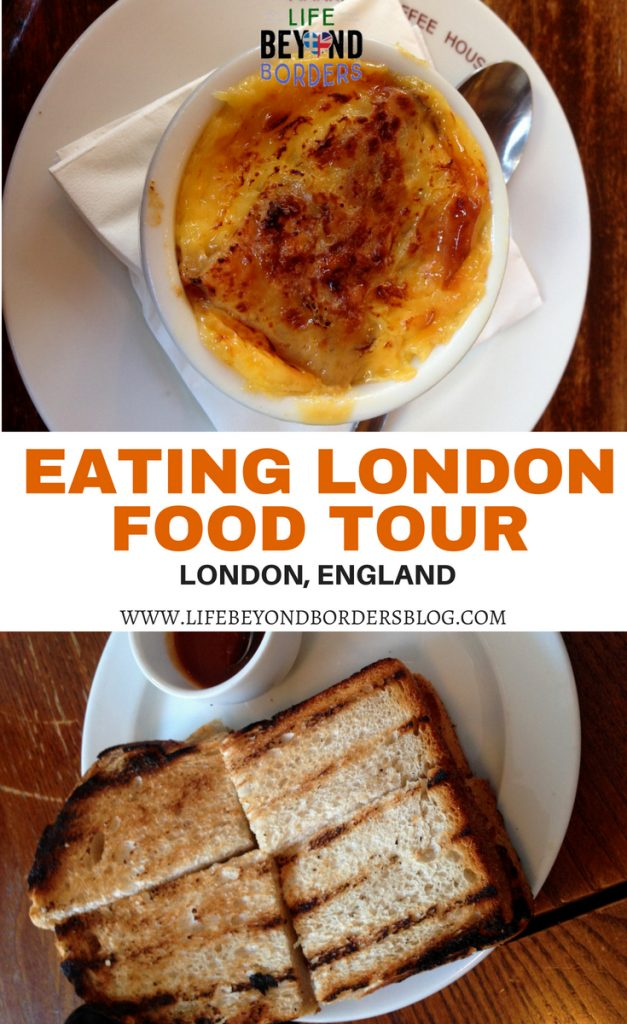 The Best Food Tour in London - East End Eating London Food Tour - LifeBeyondBorders