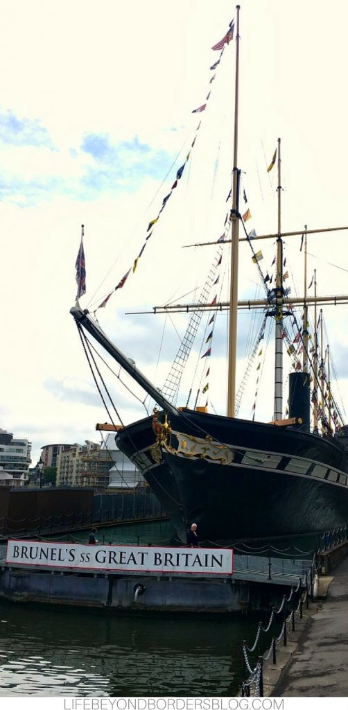 SS Great Britain - Things to do in Bristol. Life Beyond Borders