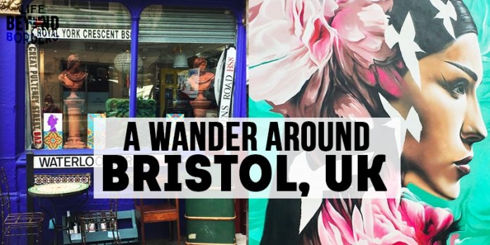 Things to see in Bristol - the city of the South West of England