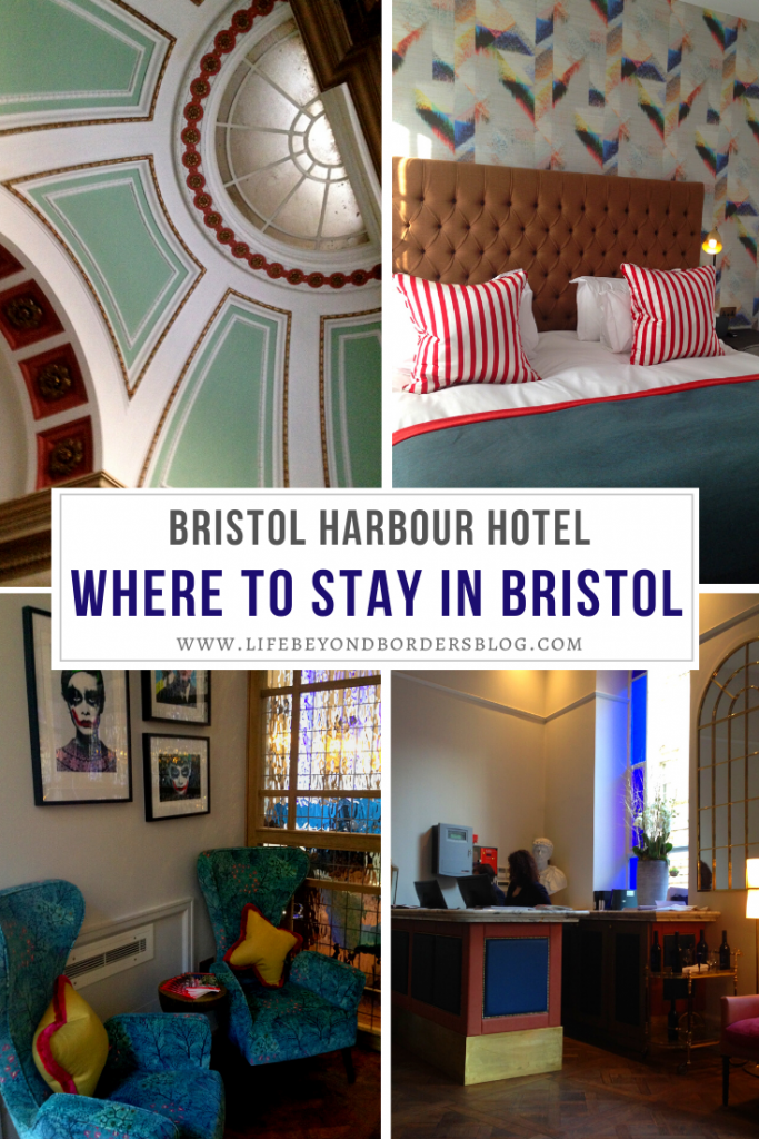 Where to Stay in Bristol UK - Bristol Harbour Hotel - LifeBeyondBorders