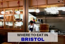 Where to eat in Bristol - UK