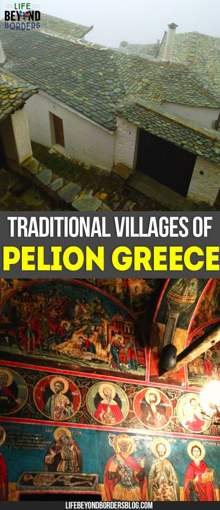 Come and explore the atmospheric, traditional villages of the Pelion region of Greece
