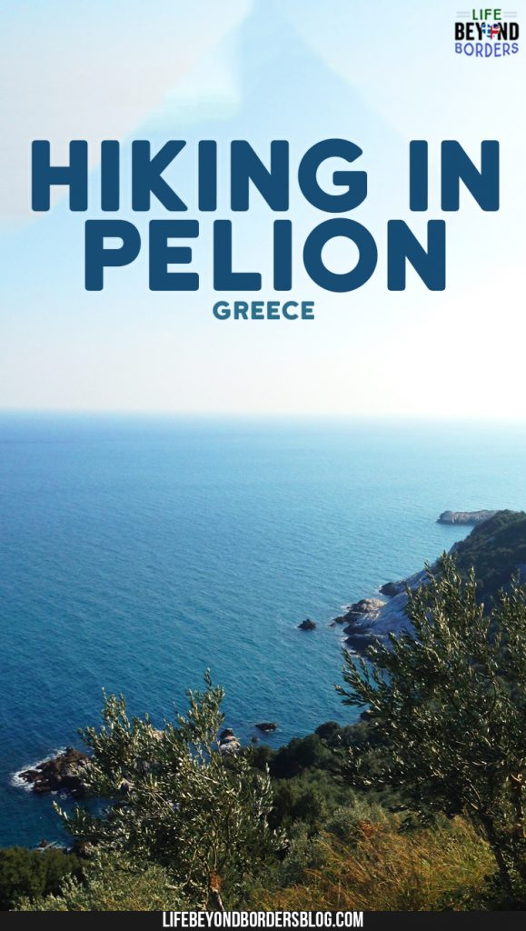 The Pelion region of Central mainland Greece is truly beautiful at any time of the year - especially for a short or more strenuous hike.