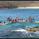 Have fun kayaking in Mykonos