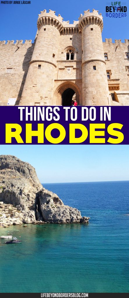 "Things to Do in Rhodes, Greece. Top photo ""<a href=""https://www.flickr.com/photos/jlascar/9451928431/"" target=""_blank"" rel=""noopener noreferrer"">Palace of the Grand Master of the Knight</a>"" (<a href=""https://creativecommons.org/licenses/by/2.0/"" target=""_blank"" rel=""license noopener noreferrer"">CC BY 2.0</a>) by <a href=""https://www.flickr.com/people/jlascar/"" target=""_blank"" rel=""cc:attributionURL noopener noreferrer"">Jorge Lascar</a>"