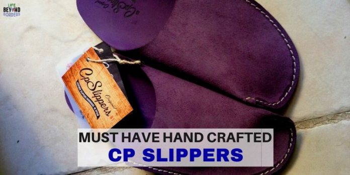 CP Slippers - Must Have Handcrafted from Spain - LifeBeyondBorders