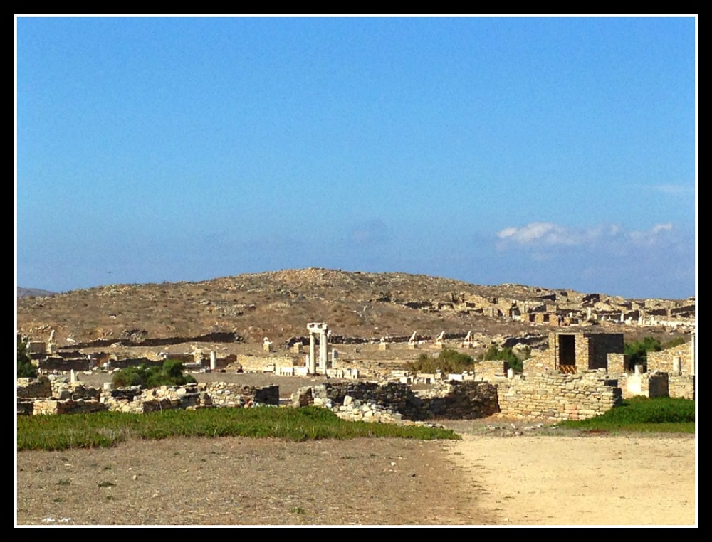 Greek Island of Delos