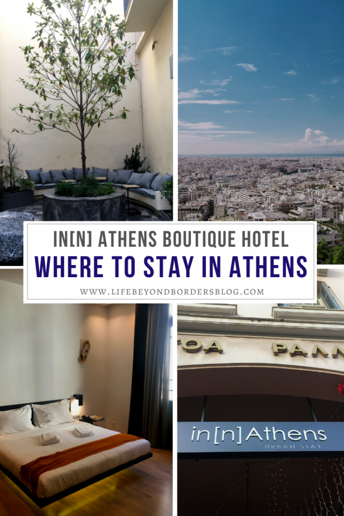 INN Athens Boutique Hotel - Where to Stay in Athens - LifeBeyondBorders