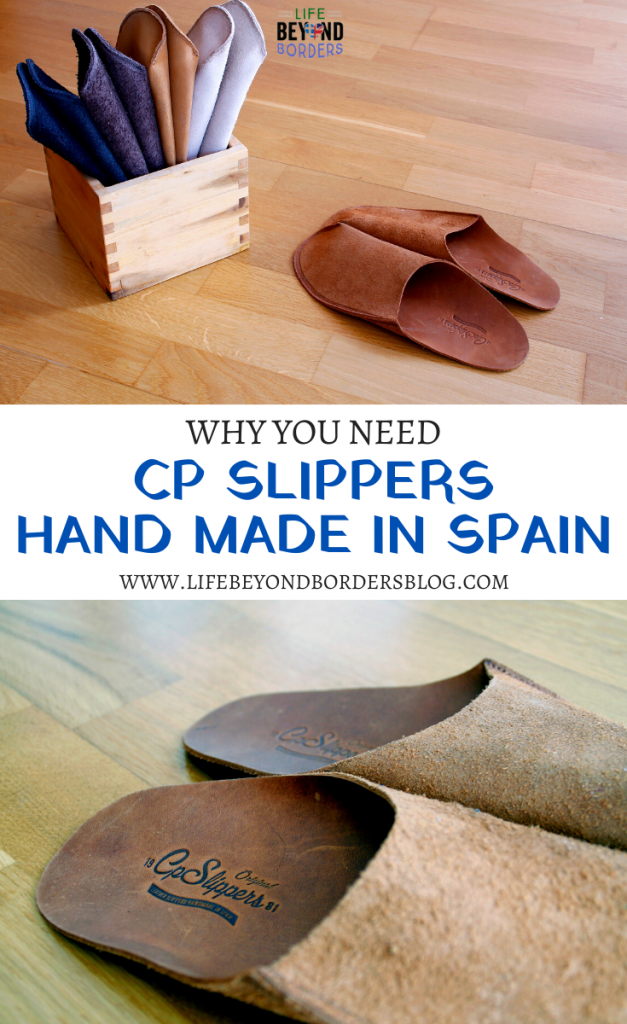 Must Have Travel Product - CP Slippers a Review - Handcrafted in Spain - LifeBeyondBorders
