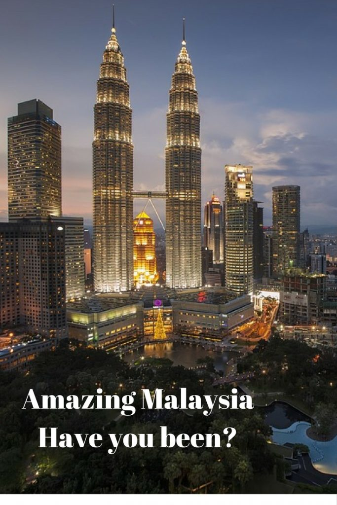 Malaysia has such a lot to offer the traveller. Have you been to this Asian country?