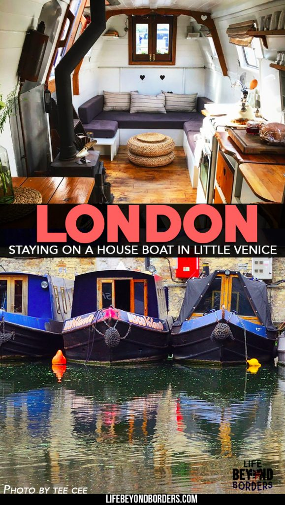 "Have you ever considered staying on a canal boat when visiting London? This Boutique Barge experience is cheaper than a hotel - and a novel experience <a href='https://www.flickr.com/photos/tcee35mm/33932783906/' target='_blank'>Narrow Minded</a>"" (<a rel='license' href='https://creativecommons.org/licenses/by/2.0/' target='_blank'>CC BY 2.0</a>) by <a xmlns:cc='http://creativecommons.org/ns#' rel='cc:attributionURL' property='cc:attributionName' href='https://www.flickr.com/people/tcee35mm/' target='_blank'>tcees</a></div>"