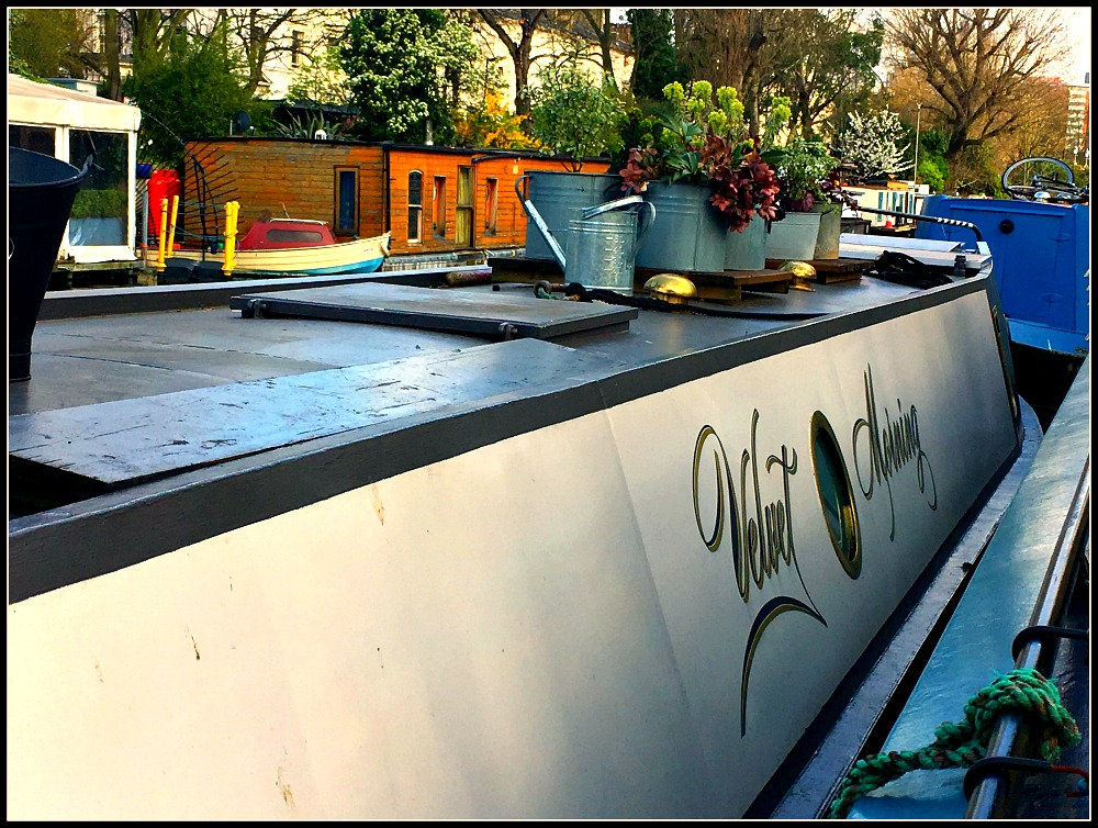 Velvet Morning - Canal life with Boutique Barges. Life Beyond Borders