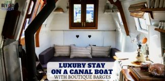 Little Venice - a stay on a Boutique Barge - An alternative side to London