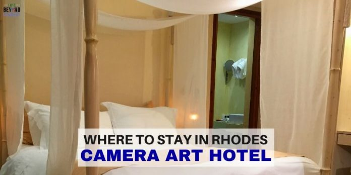 In Camera Art Boutique Hotel - Rhodes Island - Greece - LifeBeyondBorders