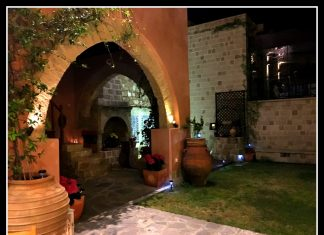 In Camera Art Boutique Hotel - Rhodes Old Town