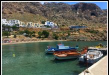 Karpathos, Greece.
