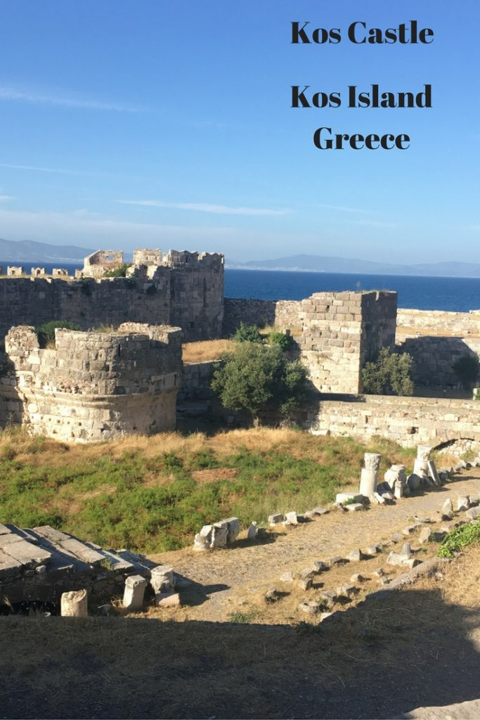 The Knight's Castle on Kos island, Greece is well worth a visit. Be sure to explore this medieval site.