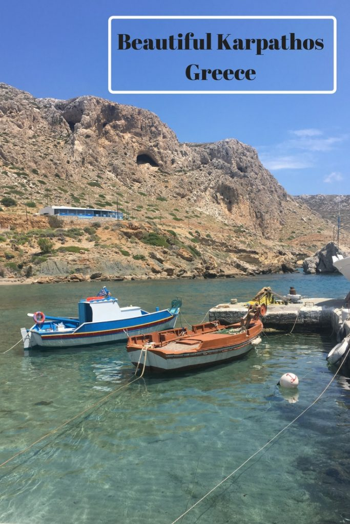 Not many people have heard of Karpathos island, Greece. It's stunning and well worth a visit. With a small airport and (infrequent) ferry links, let's take a look at what to do on Karpathos island, Greece