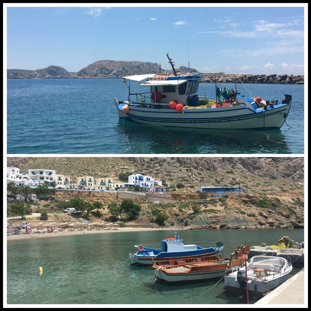 Fishing Village of Finiki - Karpathos