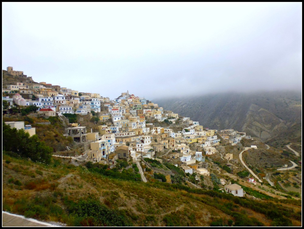 Village of Olymbos - Karpathos - Greece