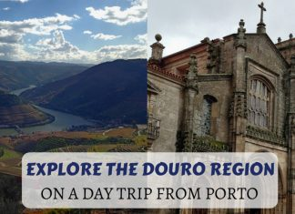 Exploring the Douro region of Portugal - day trip from Porto