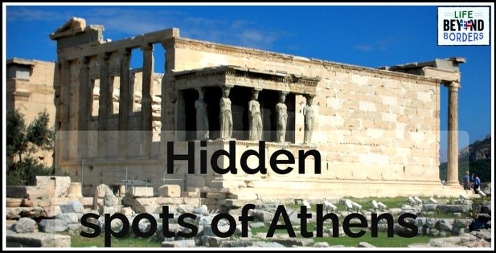 An Insider's Guide to Hidden Spots in Athens, Greece
