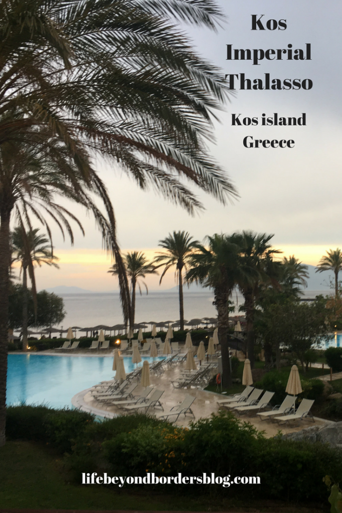 A stay at the Grecotel Kos Imperial Thalasso Spa Hotel - Kos Island, Greece is out of this world. Come and explore with Life Beyond Borders